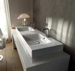 Washbasin 140 Double