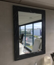 Marble Frame Rectangular Mirror - 800 x 1100 x 20mm